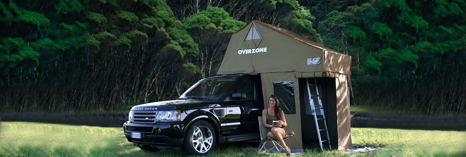 Zoom On Overzone Tent Models Autohome Original Product